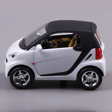 Benz Smart ForTwo 1:32 Alloy Diecast Car Model Toy Vehicles Kids Boys Gift