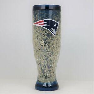 New England Patriots NFL Officially Licensed Freezer Ice Pilsner