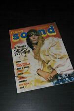 RENATO ZERO rivista Nuovo Sound giugno 79 + Beatles