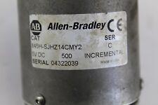ALLEN BRADLEY OPTICAL ENCODER 845H-SJHZ14CMY2 5VDC SER B *NEW* (F208)