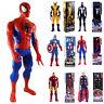 30cm Marvel The Avengers Superheld Spiderman Action Figur Figuren Spielzeug DE