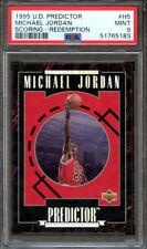 1995 Upper Deck Predictor Scoring Redemption #H5 Michael Jordan PSA 9 51765183