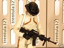 "1/16 scale M4A1/M4 Carbine Assault Rifle 3.75"" Action Figures Star Wars/GI JOE"