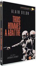 """DVD """"TROIS HOMMES A ABATTRE"""" Alain DELON Michel AUCLAIR   neuf sous blister"""