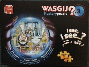 WASGIJ MYSTERY #3  DRAMA AT THE OPERA  1000 PIECES