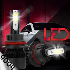 XENTEC LED HID Headlight kit 9004 HB1 White for 1988-1991 Mercedes-Benz 300SE
