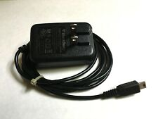 OEM Blackberry Micro USB Folding Blade Charger ASY-18078-001 Z30