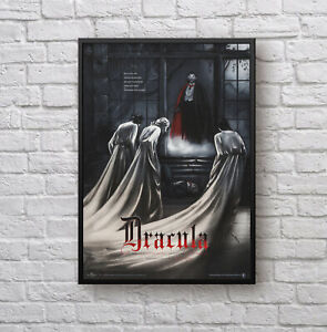 Dracula Artwork poster