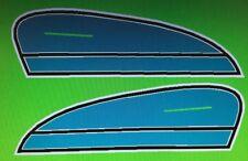Honda CB125 CB125S Gasolina Tanque Decals 2
