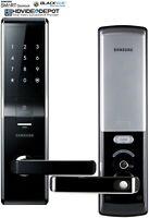 USED SAMSUNG EZON Smart Fingerprint Digital Door Lock SHS-H705 English Version *