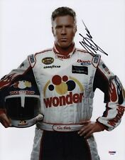 WILL FERRELL SIGNED TALLADEGA NIGHTS 11X14 PHOTO PSA COA AD48029