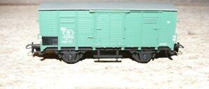 G21 Piko  ged. Güterwagen  270902  SNCB
