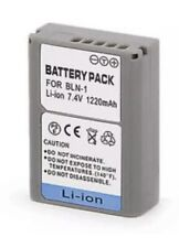 LIONMASTER  Battery for Olympus BLN-1, BCN-1 and Olympus OM-D E-M1, OM-D E-M5