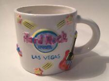 Hard Rock Cafe Las Vegas Mug Collectible Herrington 3D Special