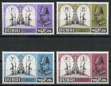 DUBAI WINSTON CHURCHILL  SET & TWO SOUVENIR SHEETS  MINT NEVER HINGED