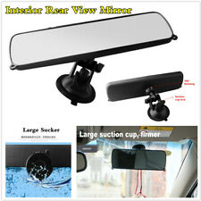 Universal Internal HD Car Rear View Mirror Anti-glare Wide Angle Flat Clear Lens