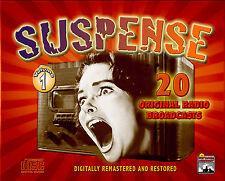 SUSPENSE - Vol. 1 - Radio Classics - Original Radio Broadcasts