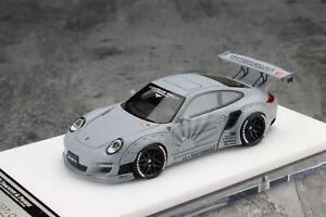 Timothy & Pierre LBWK RWB Porsche 911 (997) Matte Grey