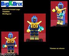 THANOS Villain Custom Printed on Lego Minifigure!