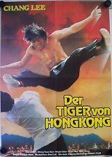 Tiger von Ho Wong Lee Der Mann mit der Todesfaust Filmposter A1 Wong Yuen San