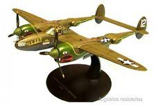LOCKHEED P-38J LIGHTNING USA WWII AVION DE COMBATE DIECAST