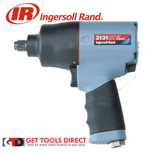 """New Ingersoll Rand 1/2"""" Air Impact Wrench 2131QT Quiet - 12 Month Warranty"""