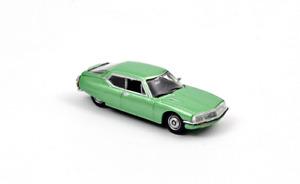 1/87 Norev Citroen SM 1972 Silver Green Metallic Neuf Emballage D'origine