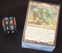 Sealed Devour for Power Commander Deck & Life Counter, The Mimeoplasm EDH Magic