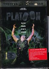 Platoon (Special Edition) Dvd Charlie Sheen, Willem Dafoe Tom Berenger Brand New