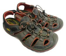 Keen Men's Rialto H2 Size 11 Red Black Outdoor Sandal 1014674