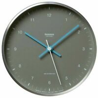Lemnos MIZUIRO Wall Clock Japan Gray LC07-06 GY from Japan New