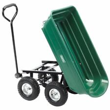 Draper Gardeners Cart with Tipping Feature (58553)