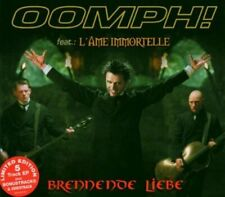 Oomph! + Maxi-CD + Brennende Liebe-Ltd. Edition (2004, feat. L'Âme Immortelle)
