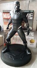 MARVEL MOVIE COLLECTION MEGA SPECIAL #7 Black Panther Figur 32 cm EAGLEMOSS engl