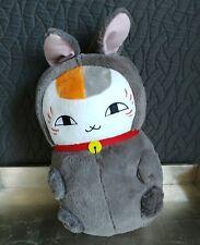 """Banpresto Nyanko-Sensei Usagi Costume XL13"""" Plush / RARE! / Natsume Yuujinchou"""