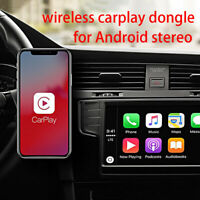 Smart Link Wireless Apple CarPlay Dongle for Android Navigation Player