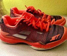 Babolat Jet Mach Ii Ac Women's Size Us 8 Tennis Shoes, Orange, Free Shipping!