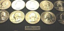 Complete 2015 P&D Set Homestead Kisatchie BlueRidge Bombay Saratoga 10 Coins NE1