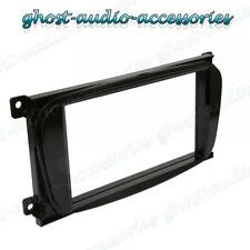 Ford Focus Black Double DIN CD Radio Plate Stereo Facia Fascia Adaptor Panel