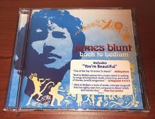 """James Blunt """"Back to Bedlam"""" CD *NEW/SEALED* Custard Records 83838-2"""