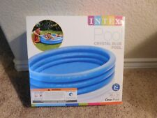 Brand new in the box Intex Crystal Blue Pool