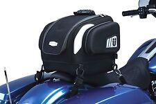 Kuryakyn Xkursion XTR1.5 Seat Rack Day Weekend Luggage Bag Motorcycle Harley FLH