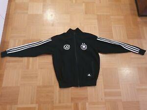DFB Deutschland Matchworn Pre Match Jacke Adidas WM Sponsor Trainingsjacke VW EM