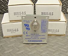4 Lot NEW International Power IHA15-0.5 Power Supply 15 Volt DC