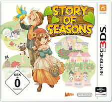 Story Of Seasons (Nintendo 3DS, 2015, Keep Case)