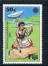 Fiji 1983 World Communications Year SG 669 MNH