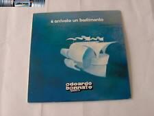 Edoardo Bennato - E' arrivato un bastimento- 2 LP+ BOOK
