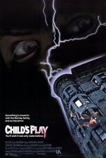 "CHILD'S PLAY (1988) Movie Poster [Licensed-USA-NEW] 27x40"" Theater Size [CHUCKY]"