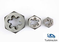 HSS Die Nut M15 x 1 Metric R/H Dienut - UK Supplier