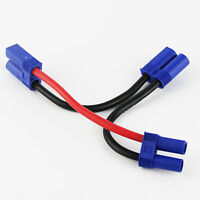 AMASS EC5 12AWG SERIAL 2 BATTERY HARNESS (SERIES ADAPTER) Y Cable - NEW